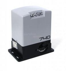 FAAC 740 Автоматика для откатных ворот