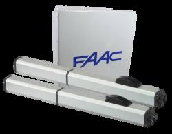 Гидравлический привод FAAC 400 SBS для створки до 7 м