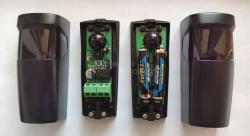 Фотоэлементы беспроводные FB-12 с батарейками